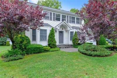 Setauket Single Family Home For Sale: 3 Tree Ct