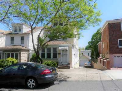 Middle Village Single Family Home For Sale: 85-18 60th Rd