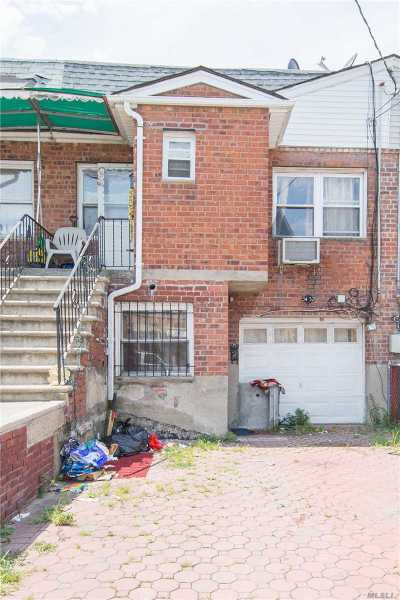 Flushing Multi Family Home For Sale: 54-32 153rd St