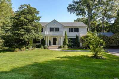 Lloyd Harbor Single Family Home For Sale: 251 Southdown Rd