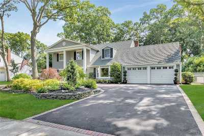 Sayville Single Family Home For Sale: 367 Astor Dr