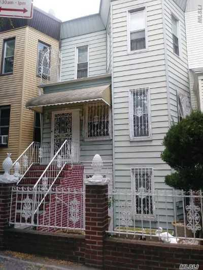 Long Island City Multi Family Home For Sale: 32-28 30th St