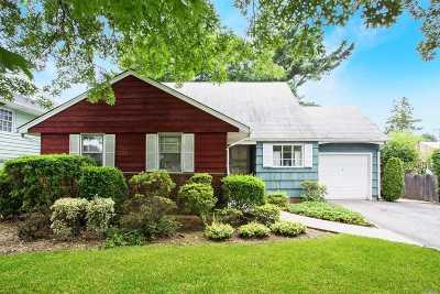 Garden City Single Family Home For Sale: 38 Laurel St