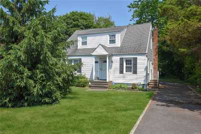 Patchogue Single Family Home For Sale: 175 Rider Ave