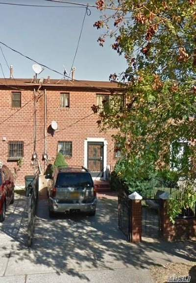 Brooklyn Single Family Home For Sale: 837 Howard Ave