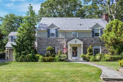 Rockville Centre Single Family Home For Sale: 96 Roxen Rd