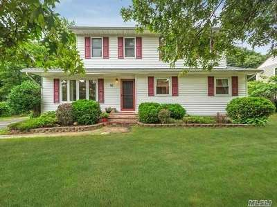 Centereach Single Family Home For Sale: 95 Rosemary Ln