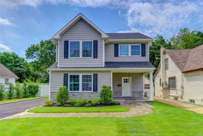 Bellmore Single Family Home For Sale: 308 Wilson Pl