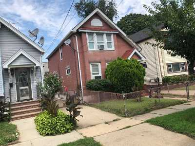 Jamaica Single Family Home For Sale: 190-51 112th Ave