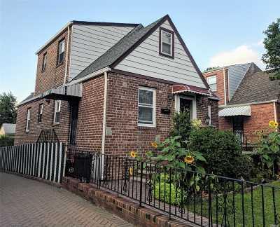 Whitestone NY Single Family Home For Sale: $928,000
