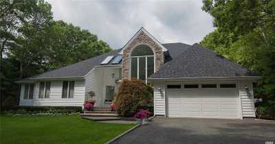 Wading River Single Family Home For Sale: 14 Shelter Harbor Ct