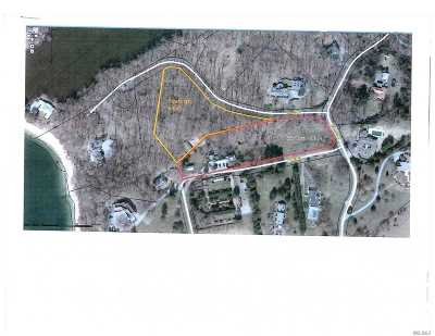 Lloyd Harbor Residential Lots & Land For Sale: 37 Fort Hill Dr