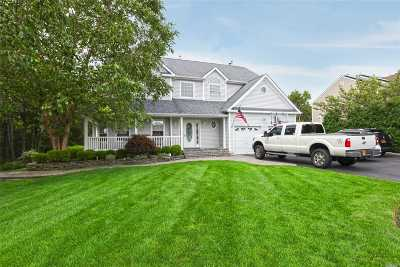 Manorville Single Family Home For Sale: 15 Shady View Xing