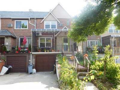 Rego Park Single Family Home For Sale: 63-158 Alderton St