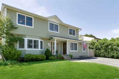 Sayville Single Family Home For Sale: 14 Behrendt Ct