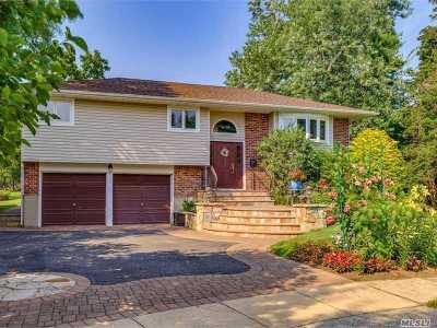 Jericho Single Family Home For Sale: 40 Schoharie Ct