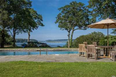 Lloyd Harbor Single Family Home For Sale: 14 Heather Ln