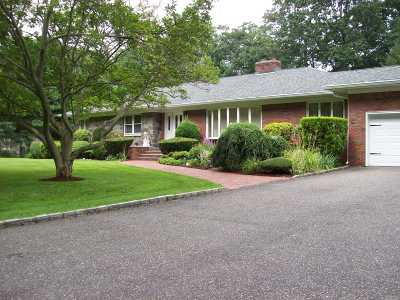 Dix Hills Single Family Home For Sale: 107 Private Rd
