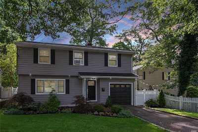 Huntington Single Family Home For Sale: 66 Engelke Ave