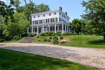 Locust Valley Single Family Home For Sale: 145 Oyster Bay Rd