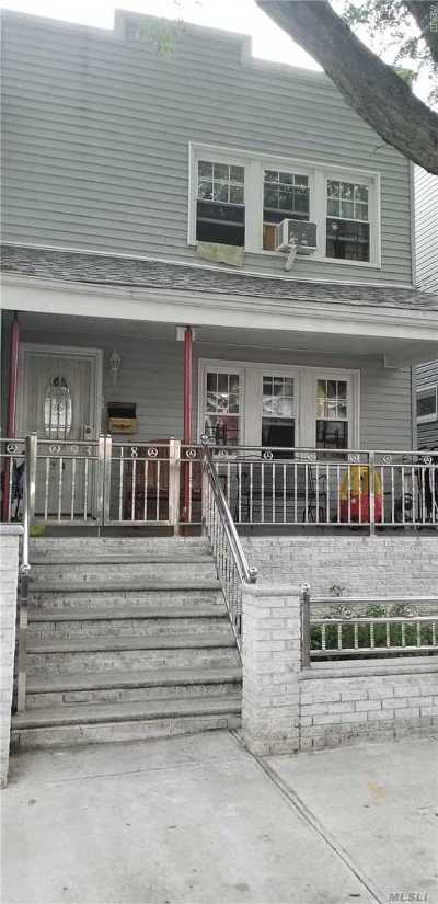 Woodhaven Multi Family Home For Sale: 93-18 75th St