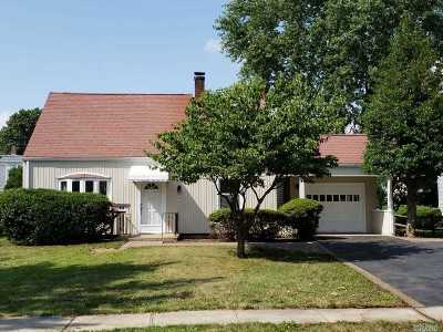 Levittown Single Family Home For Sale: 7 Peachtree Ln