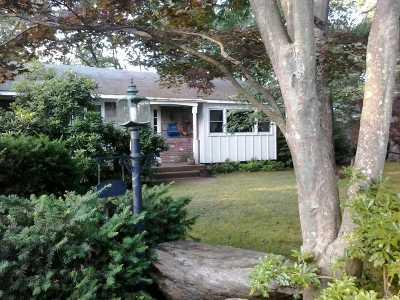 E. Setauket Single Family Home For Sale: 14 Camelot Ln