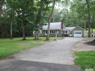 Dix Hills Single Family Home For Sale: 54 Landview Dr