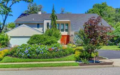 Roslyn Single Family Home For Sale: 15 Shadetree Ln