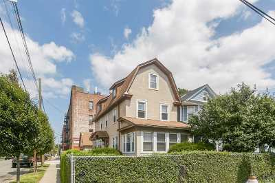 Kew Gardens, Richmond Hill Single Family Home For Sale: 118-04 91st Avenue