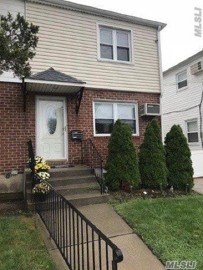 Flushing Single Family Home For Sale: 30-18 Utopia Pky