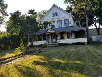 Copiague Multi Family Home For Sale: 35 Parkside Ct