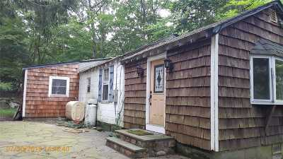 Middle Island Single Family Home For Sale: 98 E Bartlett Rd