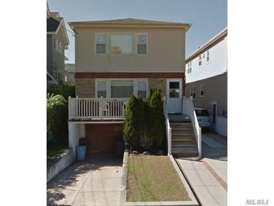 Rockaway Park Multi Family Home For Sale: 181 Beach 121st St