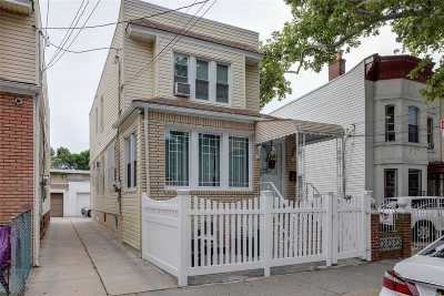 Single Family Home For Sale: 87-39 129th St