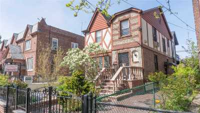 Rego Park Single Family Home For Sale: 63-21 Alderton St