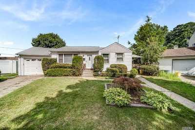 Hicksville Single Family Home For Sale: 17 Frances Ln