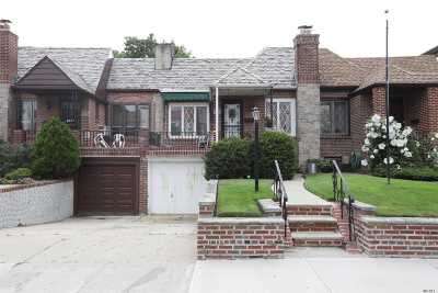 Rego Park Single Family Home For Sale: 85-81 67th Ave