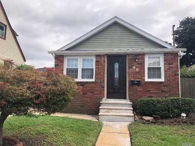Hempstead Single Family Home For Sale: 96 Westbury Blvd