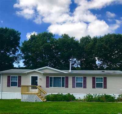 Calverton Single Family Home For Sale: 638-323 Fresh Pond Ave