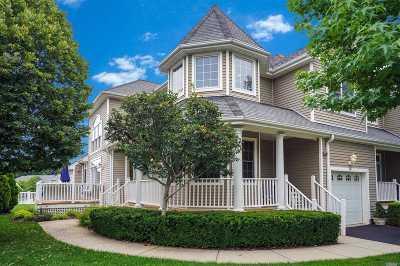 E. Setauket Condo/Townhouse For Sale: 138 Emily Way