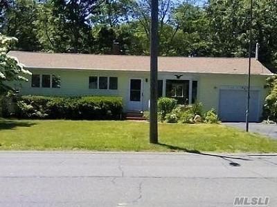 Hampton Bays Single Family Home For Sale: 62 Homewood Dr