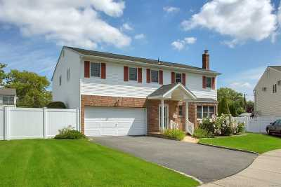Hicksville Single Family Home For Sale: 7 Country Ct