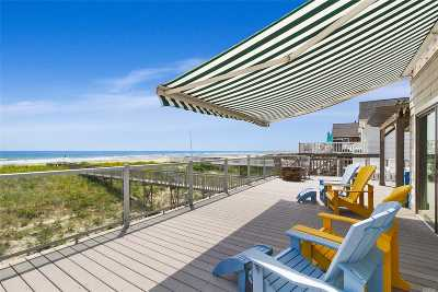 Westhampton Bch Single Family Home For Sale: 717 Dune Rd