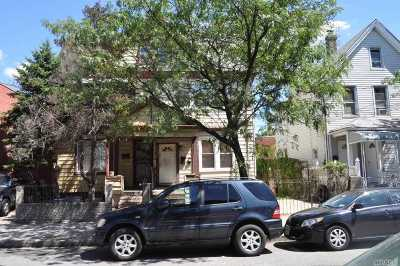 Jamaica Single Family Home For Sale: 95-27 148th St
