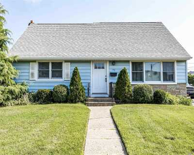 Hicksville Single Family Home For Sale: 45 Croyden Ln