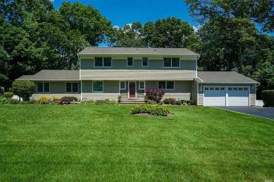 Smithtown Single Family Home For Sale: 45 Cross St
