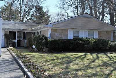 Coram Single Family Home For Sale: 19 Pennaquid Rd