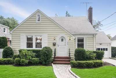 Floral Park Single Family Home For Sale: 232 Aspen St