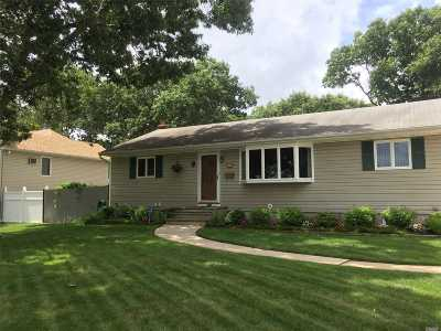 Centereach Single Family Home For Sale: 294 Tree Rd